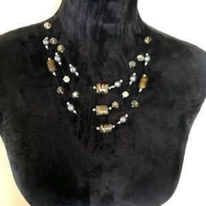 """16:20"""" 3-Layer Necklace"""